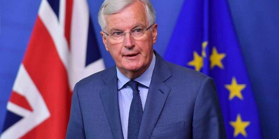 EU's Brexit negotiator Michel Barnier says he has COVID-19- The...