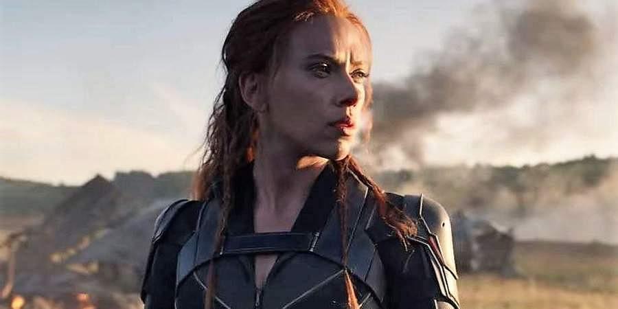 A still from Scarlett Johansson-starrer 'Black Widow'.