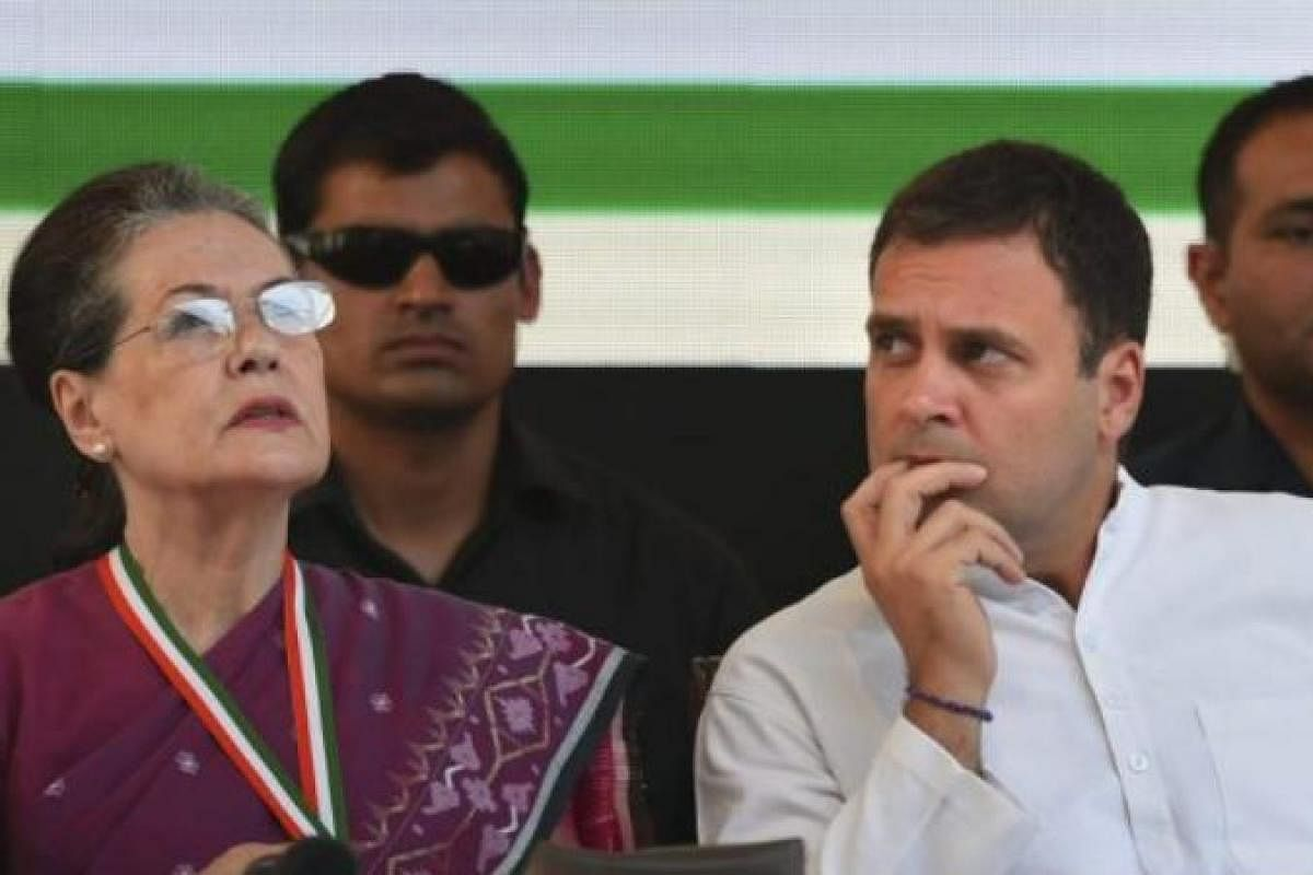 In virtual meet with Sonia Gandhi, Congress MPs chorus for Rahul as party  chief again- The New Indian Express