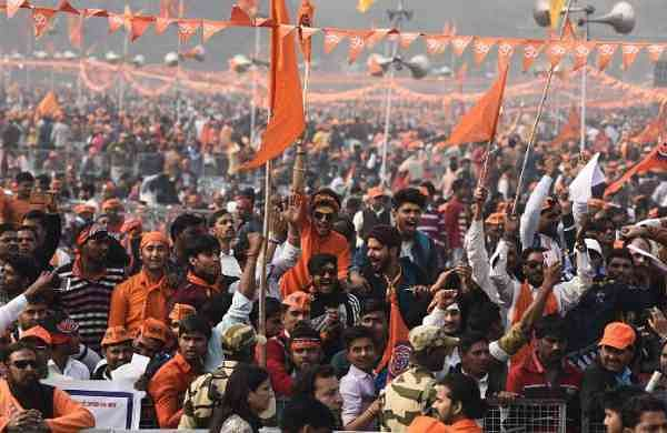 VHP demands central laws to free temples & mutts from government control, curb religious conversions