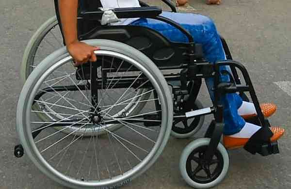 Bengaluru wheelchair users seek public spaces to ride