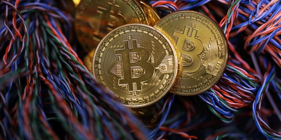 Bitcoins, cryptocurrency