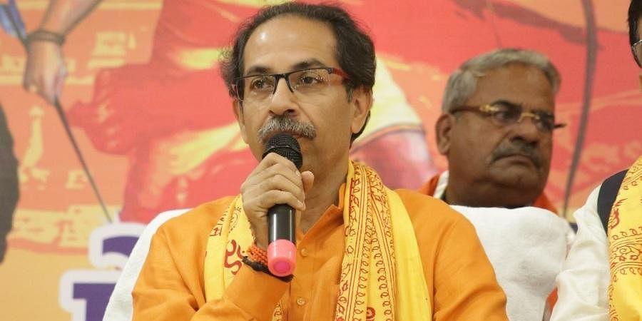 Maharashtra CM and Shiv Sena chief Uddhav Thackeray