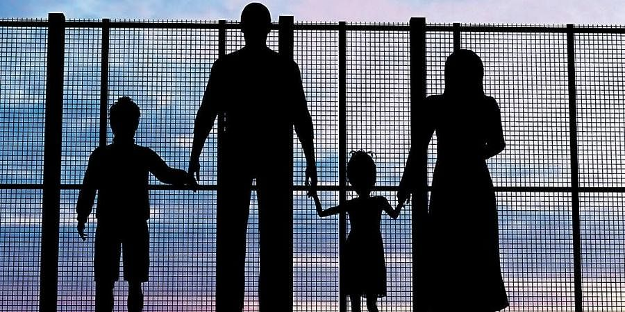 immigrants, immigrant family