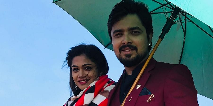 Payal Radhakrishna and  Arjun Kishore Chandra