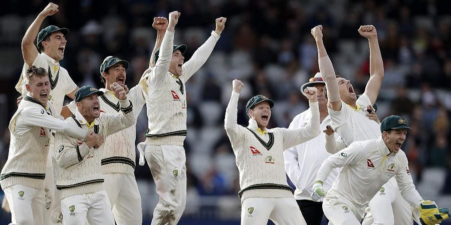 A still from 'The Test: A New Era For Australia's Team'.