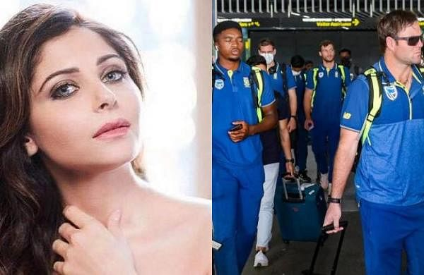 Kanika Kapoor stayed in same hotel as South African ...