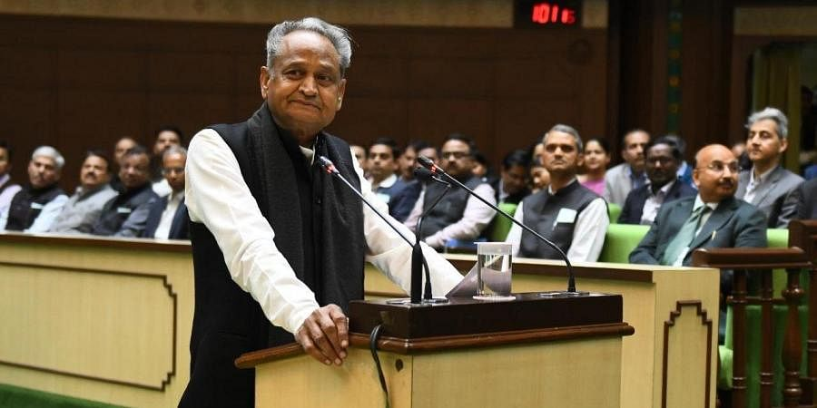 Rajasthan CM Ashok Gehlot presents the state Budget for 2020-21