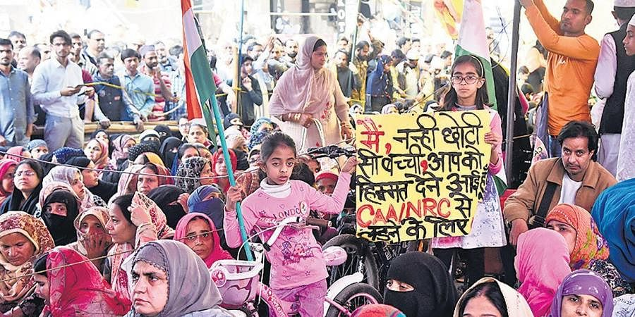 Anti-CAA protesters at Delhi's Shaheen Bagh have refused to budge.