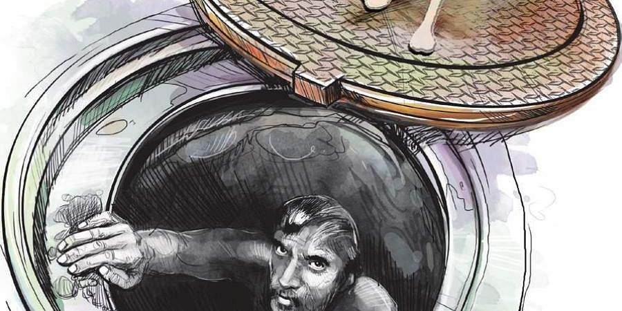 According to the commission, 64 people have died while cleaning sewers in Delhi since 1993.