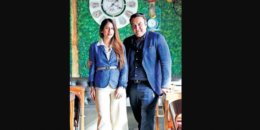 Dildeep Kalra (37) and Zorawar Kalra (42)
