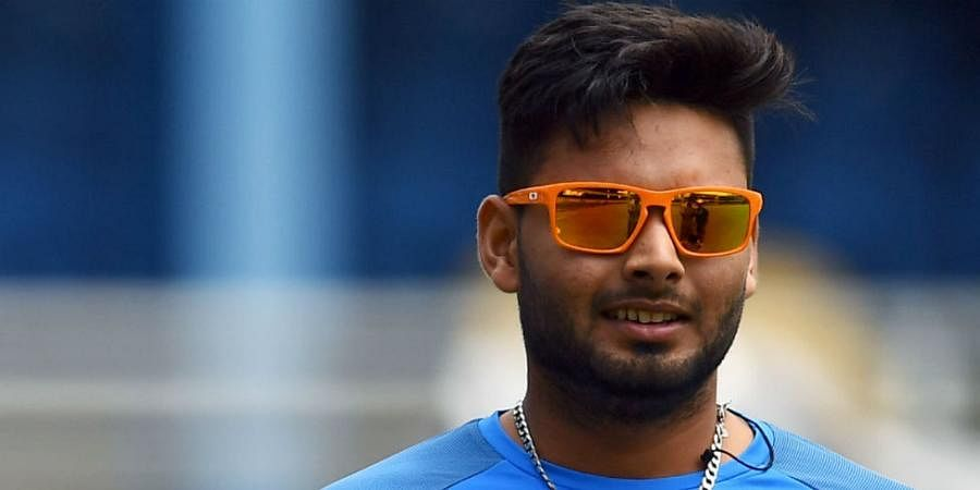 Have Asked Rishabh Pant To Try A Few Things While Keeping Wriddhiman Saha The New Indian Express