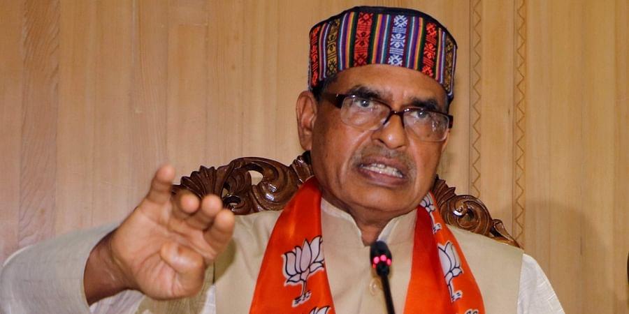 Former Madhya Pradesh CMShivraj Singh Chouhan