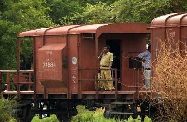 Woman, three children mowed down by goods train in UP's Chandauli