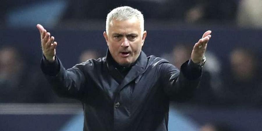 Tottenham gaffer Jose Mourinho