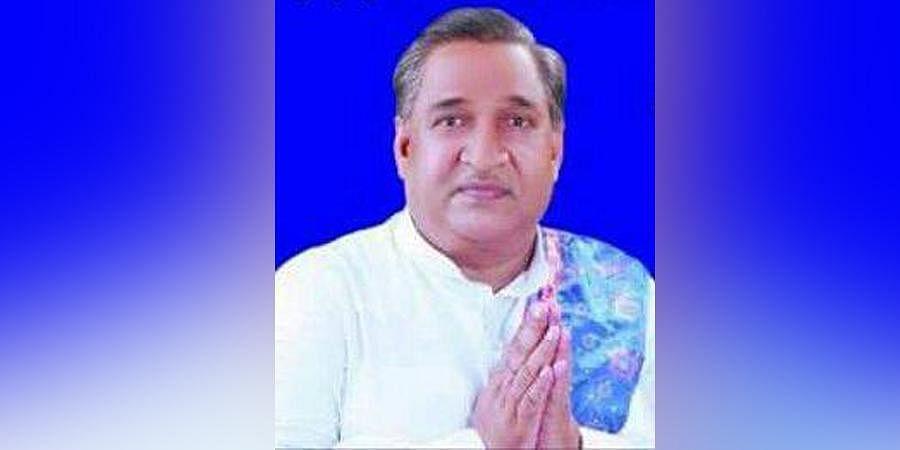 Former Uttar Pradesh higher education minister Shyam Sundar Sharma