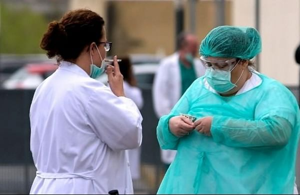 Spain toll rises to 12,418 as country struggles to fight coronavirus