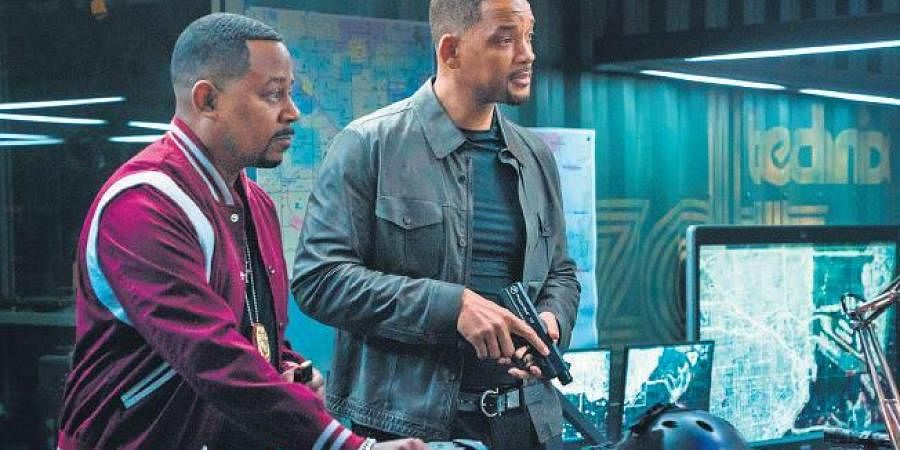 A still from 'Bad Boys For Life'