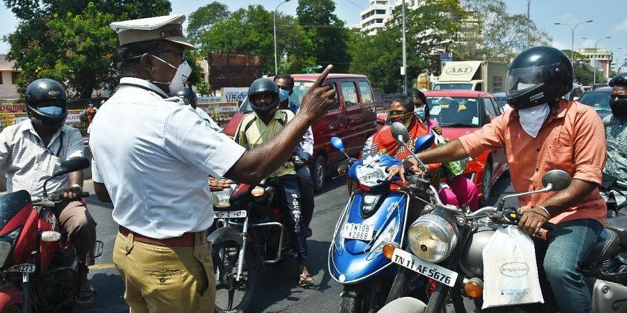Coronavirus, Chennai, Lockdown