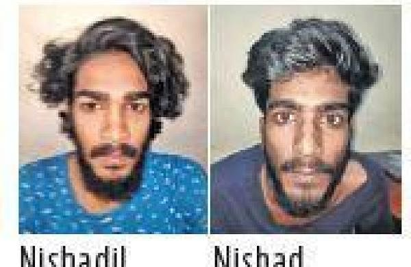 Two arrested for assaulting cops during inspection
