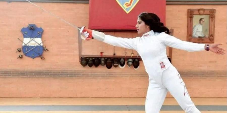 Fencer CA Bhavani Devi