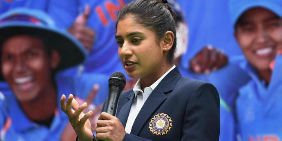 India ODI captain Mithali Raj