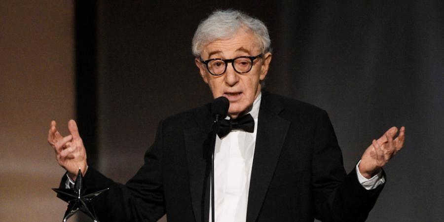 Hollywood filmmaker Woody Allen