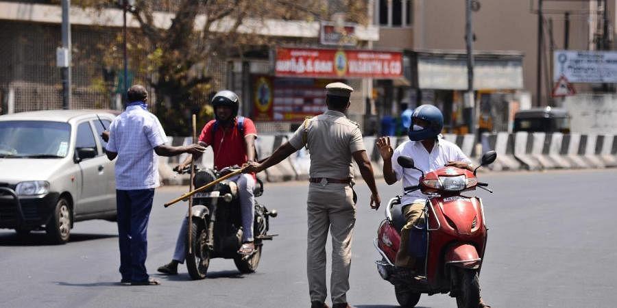 Coronavirus, Lockdown, Chennai