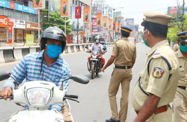 Nearly 17,000 arrested for not staying indoors in Chennai