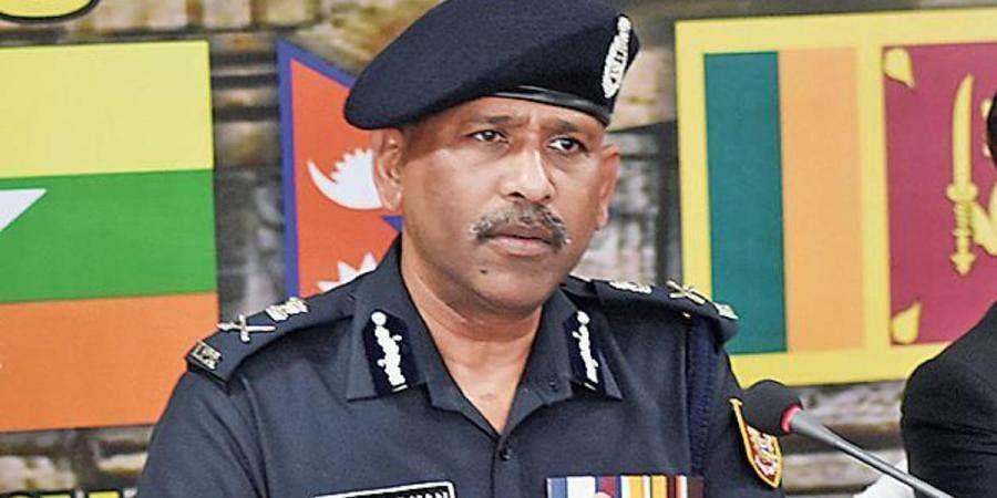 NDRF chief Satya Narayan Pradhan