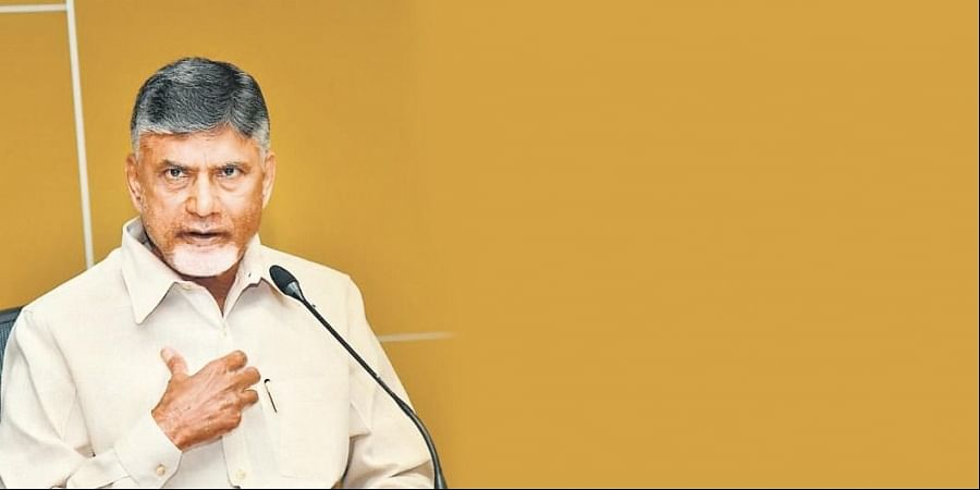 TDP chief Chandrababu Naidu