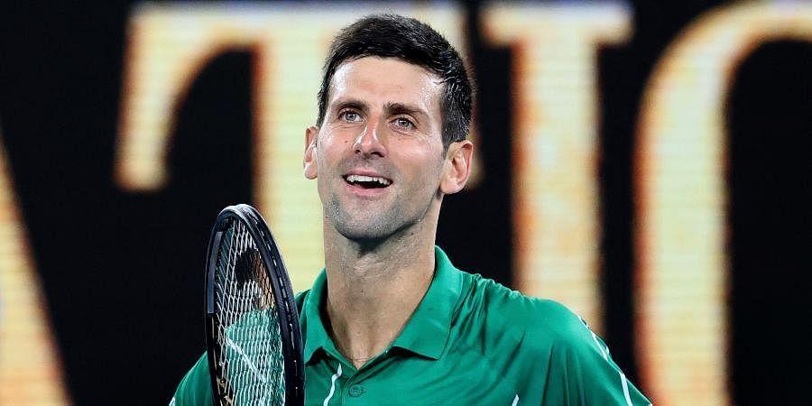 Novak Djokovic Donates One Million Euros To Help Serbia Combat Coronavirus The New Indian Express