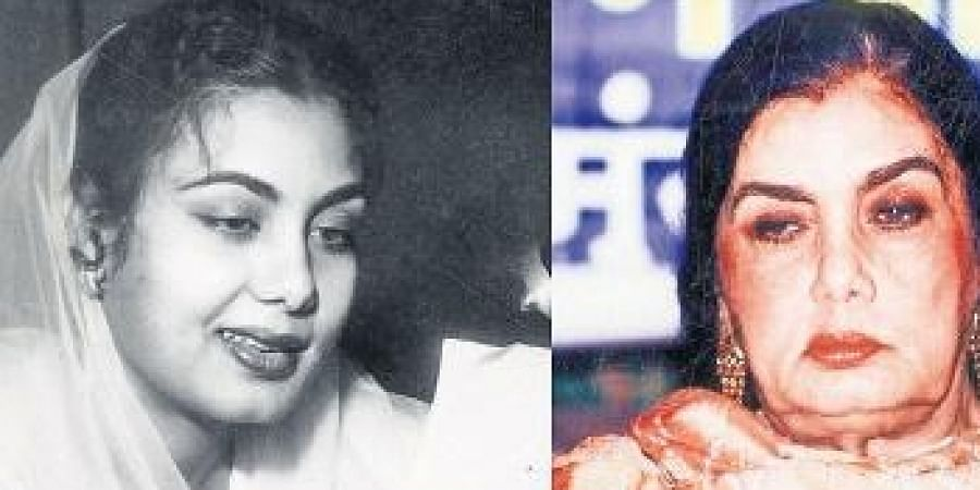 Veteran bollywood actress Nimmi