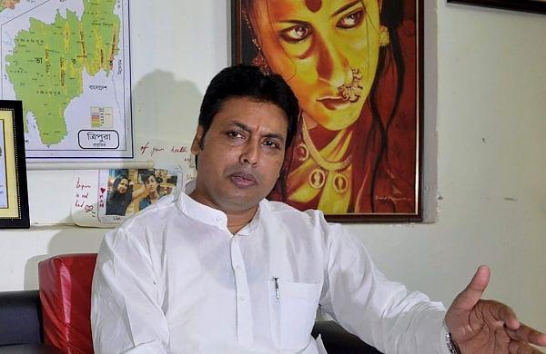 Tripura CM Biplab Kumar Deb makes another faux pas, cites wrong COVID-19 figures