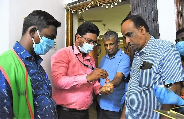 16 quarantinedodgers put in government centres by Hyderabad civic body