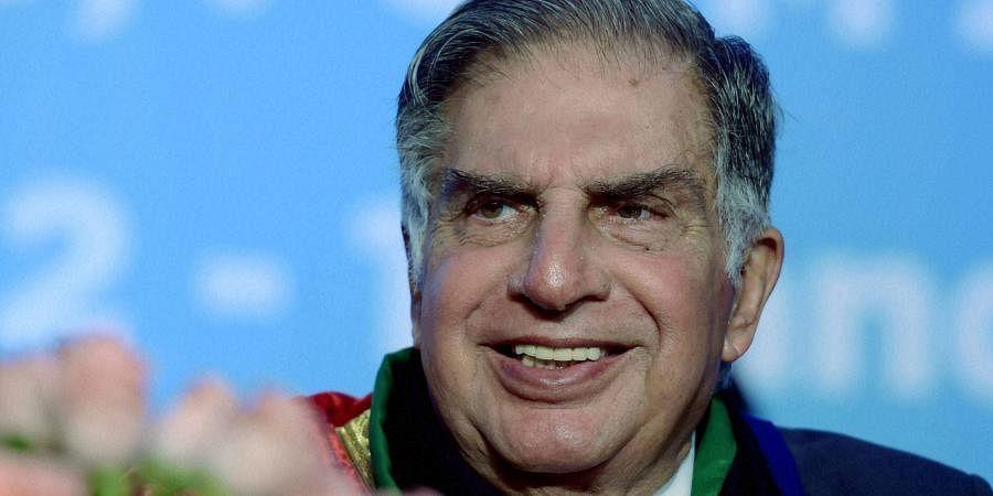 Ace industrialist Ratan Tata