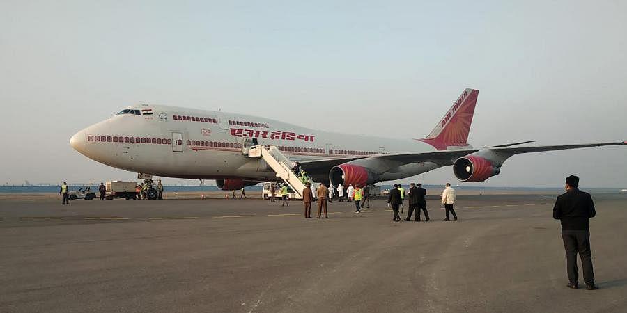 Air India aircraft