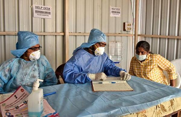 270 beds for COVID-19 treatment in Andhra Pradesh's East Godavari