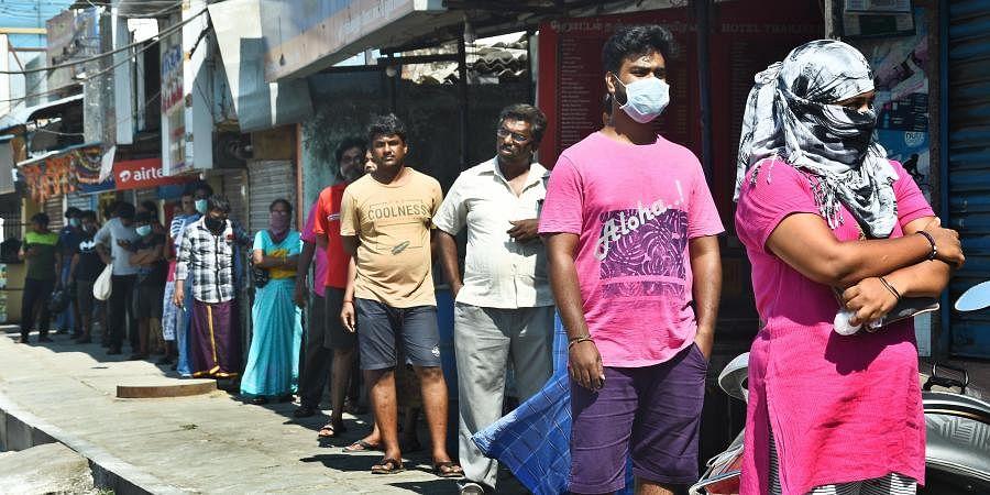 Chennai coronavirus