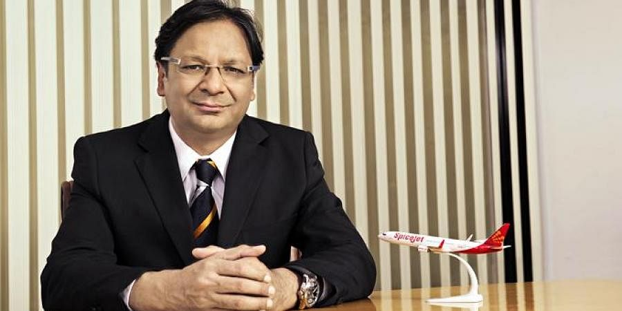 BFI president Ajay Singh (Photo   Boxing Federation of India website)