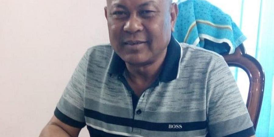 Bodoland People's Front (BPF) chief Hagrama Mohilary