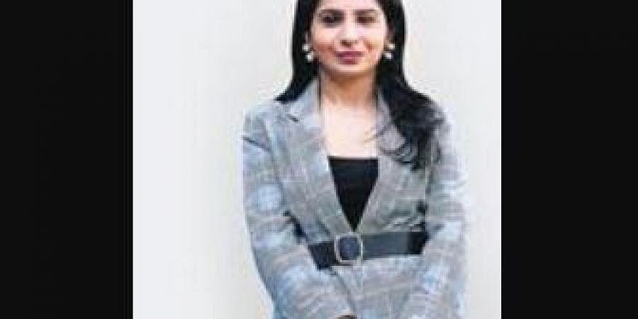 26-year-old Supriya Paul, co-founder of Josh Talks.