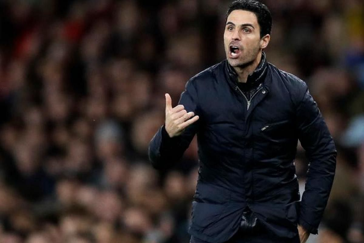 Don T See Any Complacency With Liverpool Says Arsenal Coach Mikel Arteta The New Indian Express