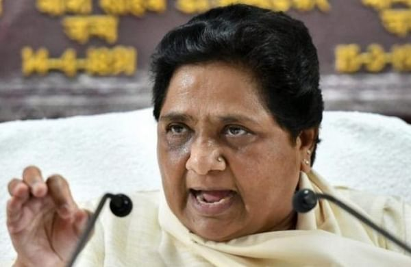 Mayawati demands strict action against BJP MP for beating up Dalit officer in Uttar Pradesh