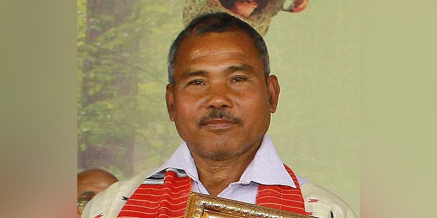 environmental activist Jadav Payeng
