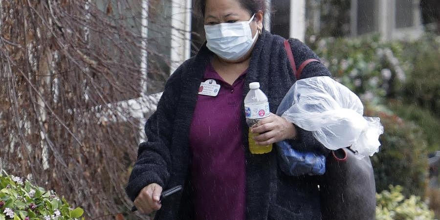 Coronavirus: Washington becomes epicentre of deadly ...