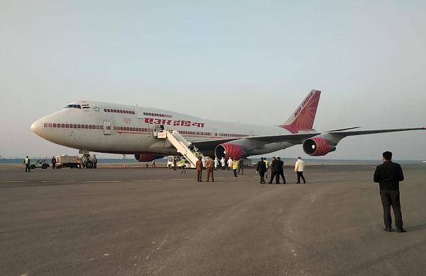 'We are proud of you': Pakistan air traffic controller praises Air India relief flight