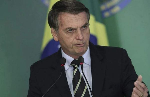 Twitter removes BrazilPresident Jair Bolsonaro's posts questioning coronavirus quarantine measures