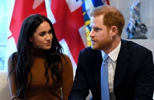 Meghan Markle and Prince Harry reveal name of new charity