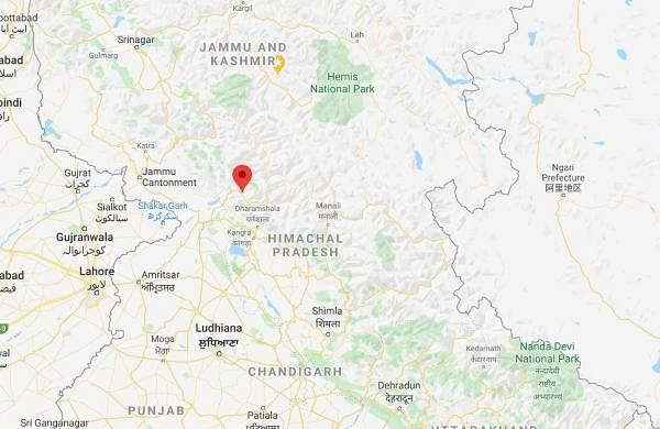 Earthquake jolts Himachal's Chamba, seventh in four days